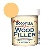 Water-Based Wood & Grain Filler - Maple/Beech/Pine - 8 oz By Goodfilla | Replace Every Filler &...