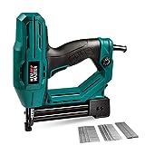 Electric Brad Nailer, NEU MASTER NTC0040 Electric Nail Gun/Staple Gun for Upholstery, Carpentry and...