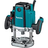 Makita RP1800 Plunge Router 22, 000 RPM, 3-1/4 HP