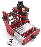 RATTMMOTOR CNC Router Machine Kit GRBL 3 Aixs DIY Mini 1310 CNC Metal Engraving Milling...