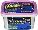 DAP 543 Series 00543 Qt Natural Plastic Wood-X w/Drydex, 32 Oz