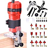 CtopoGo Compact Wood Palm Router Tool Hand Trimmer WoodWorking Joiner Cutting Palmming Tool...