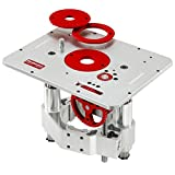 Woodpeckers Precision Woodworking Tools PRL-V2-414 Precision Router Lift for Milwaukee 5625 with...