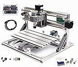 3 Axis Desktop DIY Mini CNC 3018 Router Kit GRBL Control Plastic Acrylic PCB PVC Wood Carving...