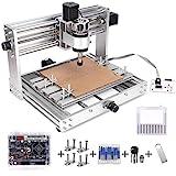MYSWEETY CNC 3018 MAX Engraver Machine, GRBL Control DIY CNC Machine with 200W Spindle Motor, 3 Axis...