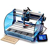 SainSmart Genmitsu CNC Router Machine 3018-PROVer with GRBL Offline Control, Limit Switches &...