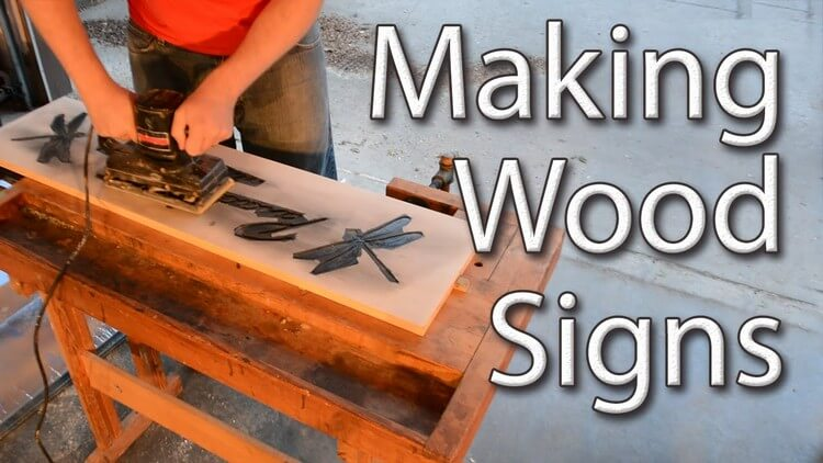How to Make Wooden Signs with a Router