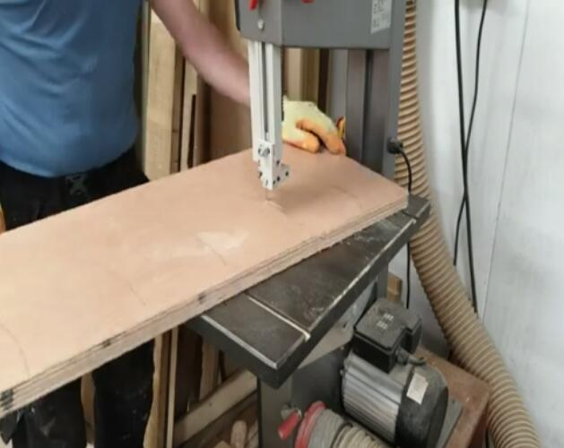 How to use a bullnose router bit