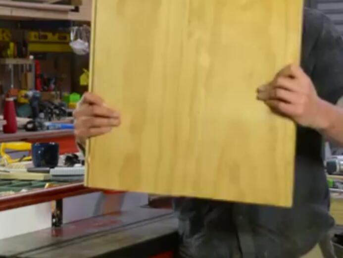 How to use two pieces of tongue and groove router bits