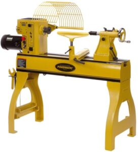 POWERMATIC 1352001 Wood Lathe with RPM Digital Readout