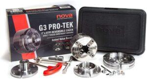 NOVA 48293 PREMIER PRO-TEK G3 CHUCK