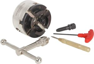 VINWOX Mini, Midi and Heavy Duty Wood Lathe Gear Chuck