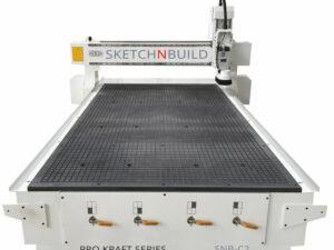 SKETCHNBUILD SNB-C2 PRO KRAFT SERIES 3-axis CNC Router