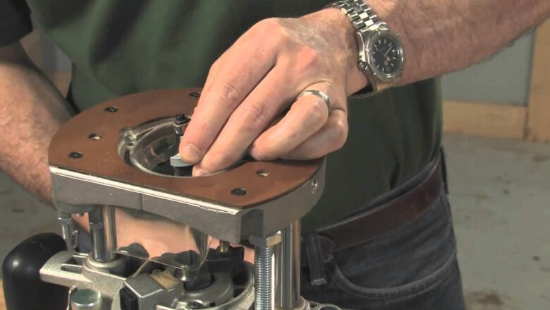 How to Install a Router Bit
