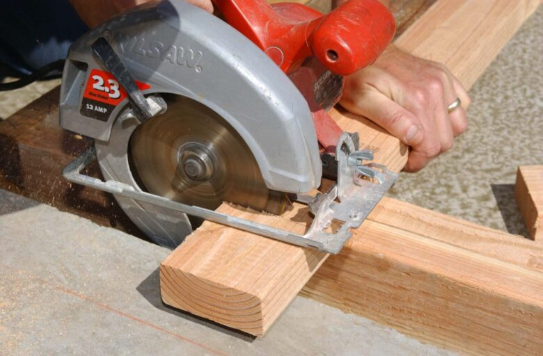types of electric saw